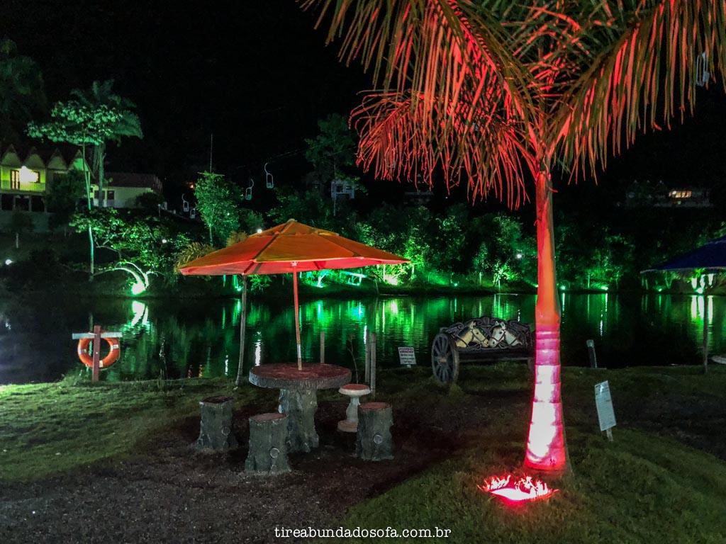 Hotel Fazenda China Park, em Domingos Martins, no Espírito Santo