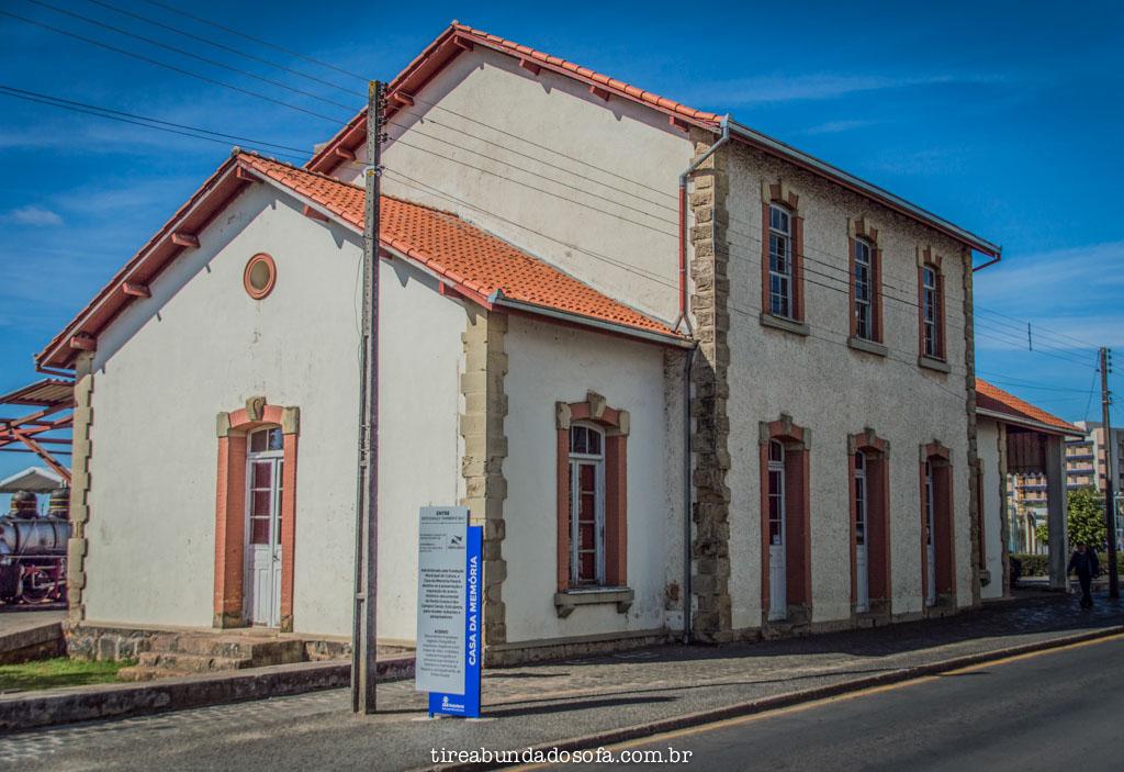 Casa da Memória de Ponta Grossa