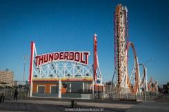 parques de diversões em coney island, nova york