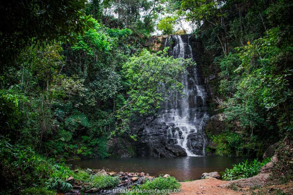 Cachoeira do Grotão, em capitólio, minas gerais