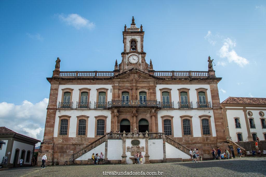 Museu da Inconfidência, em Ouro Preto, Minas Gerais
