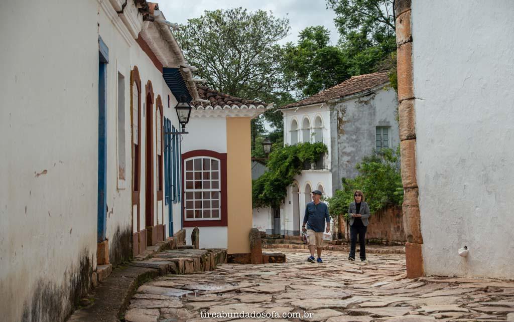 Centro Histórico de Tiradentes, Minas Gerais