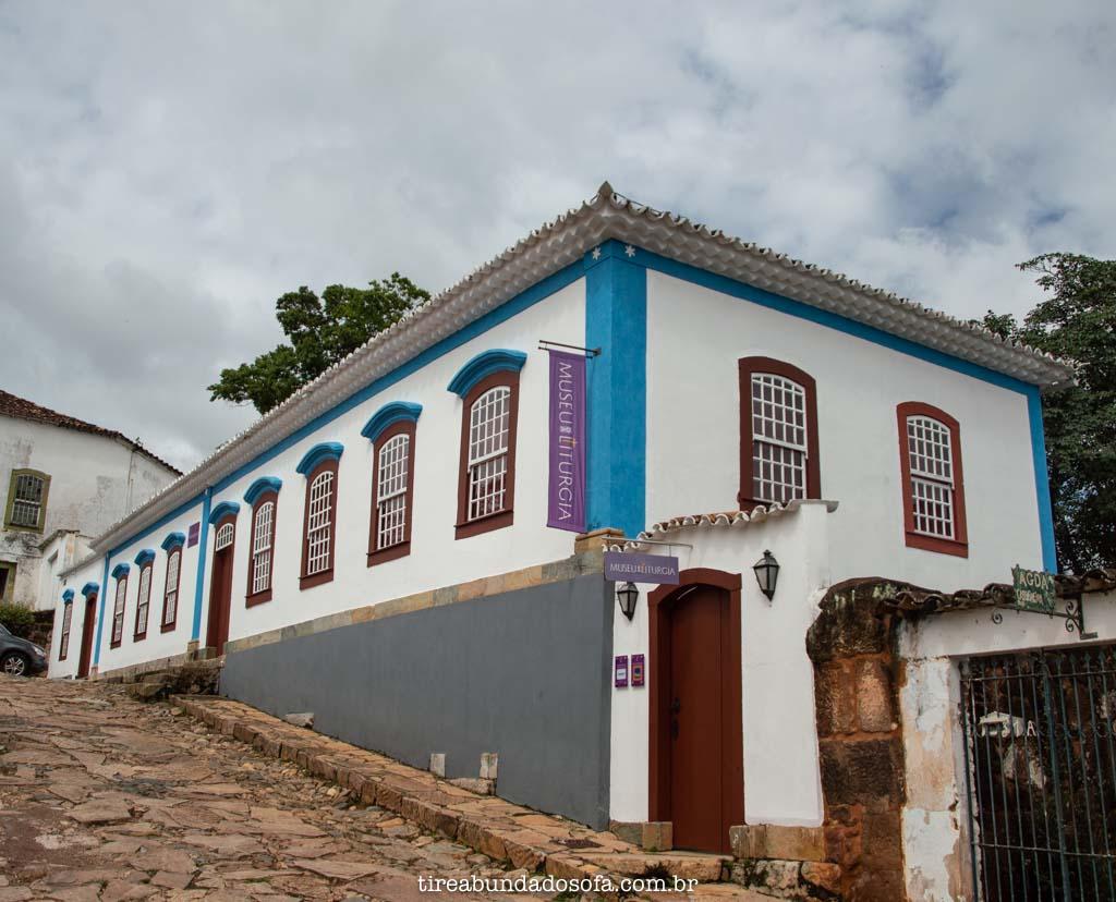 Museu da Liturgia, em Tiradentes, Minas Gerais