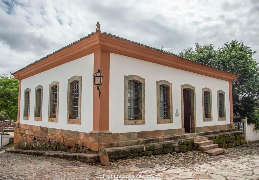 Museu de Sant'Ana, em Tiradentes, Minas Gerais