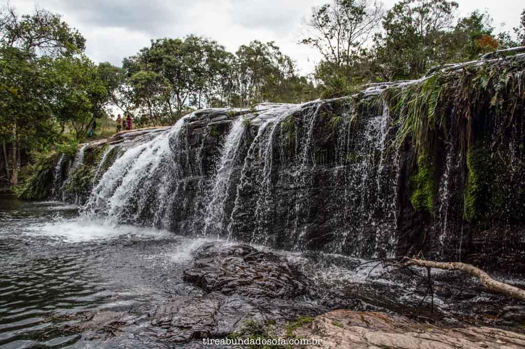 Cachoeira do Moinho, em Carrancas, MG