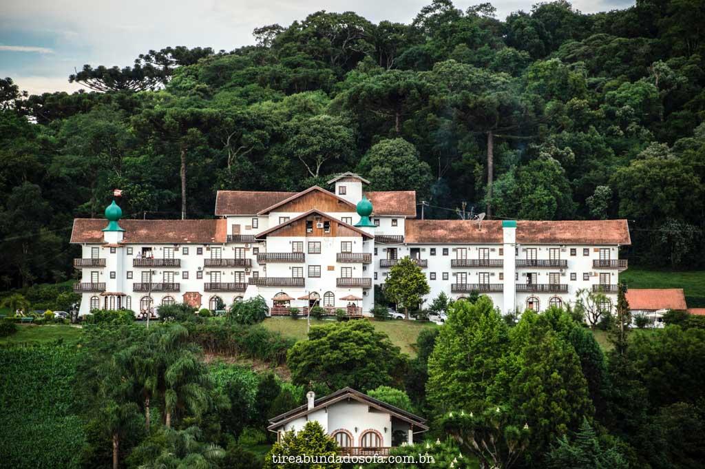 Treze Tílias Park Hotel, em Santa Catarina