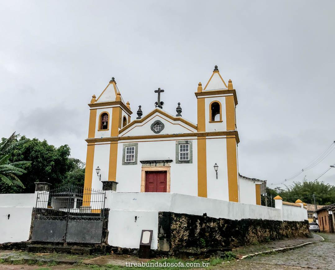 Igreja Nossa Senhora da Penha, em Bichinho, Minas Gerais