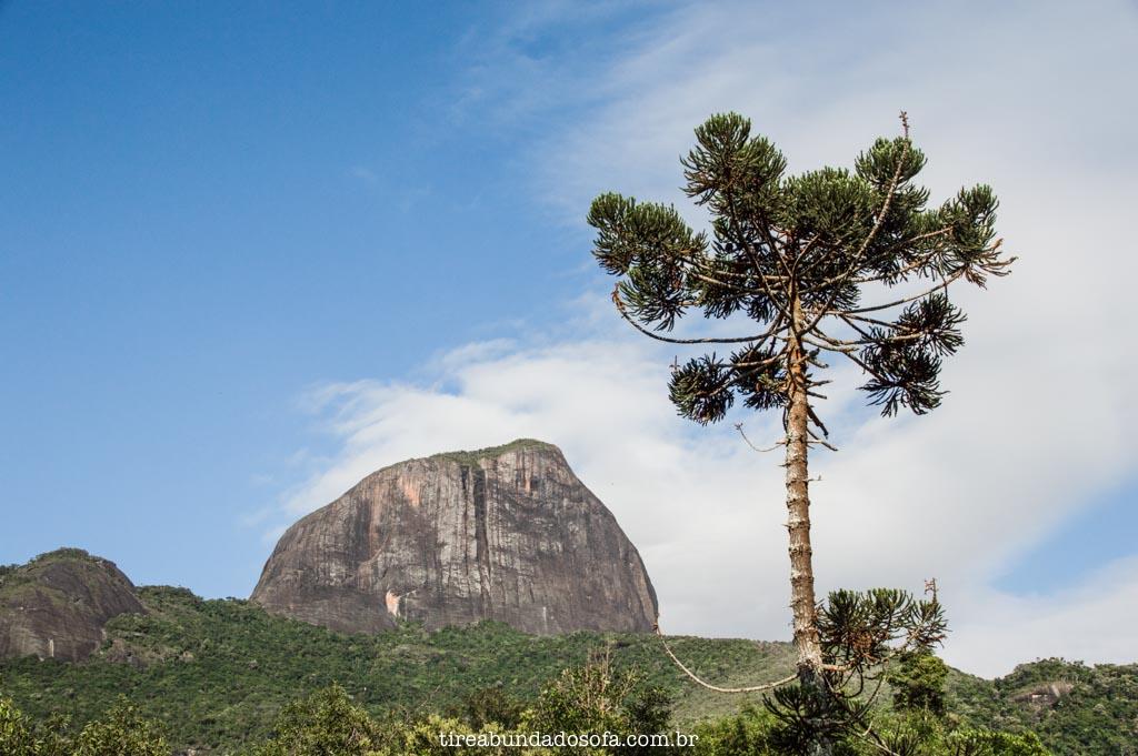 Pico do Papagaio, em Aiuruoca, Minas Gerais