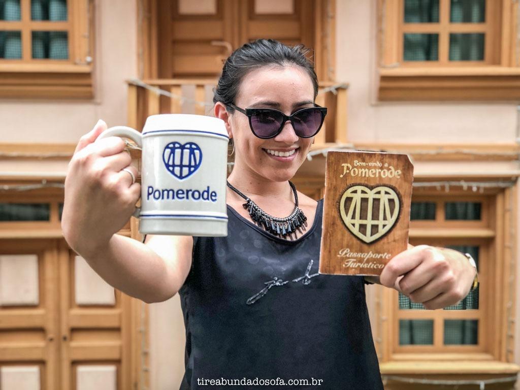 Passaporte Pomerode