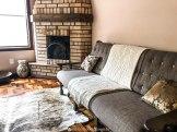 Ambiente confortável e aconchegante, na Pousada Edelweiss, em Pomerode, SC