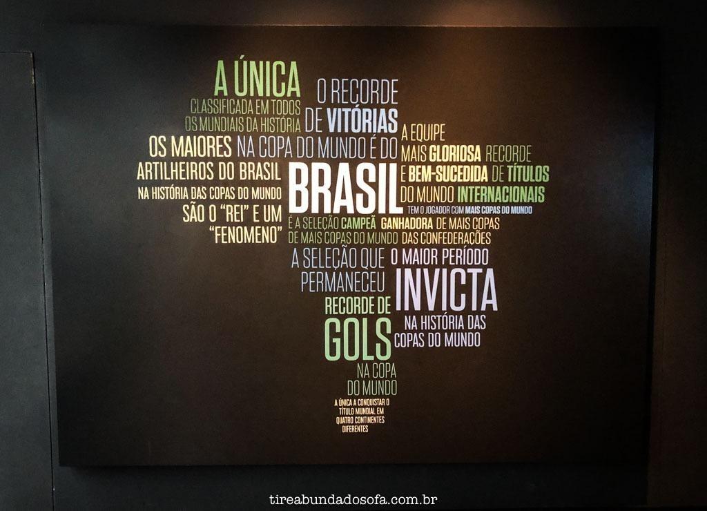 Curiosidades sobre a seleção brasileira