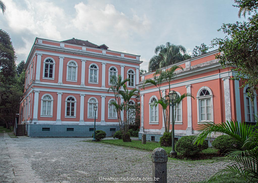 Casa da Princesa Isabel em petrópolis
