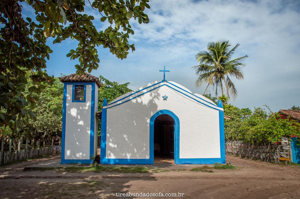 Igrejinha de Caraíva