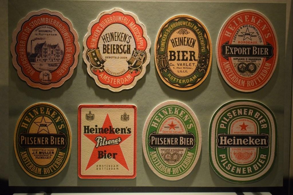 Heineken Experience em Amsterdam, na Holanda