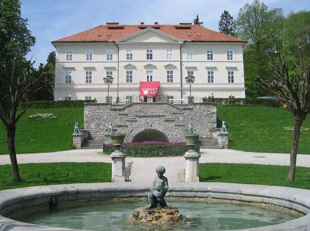 Parque Tivoli, na Eslovênia