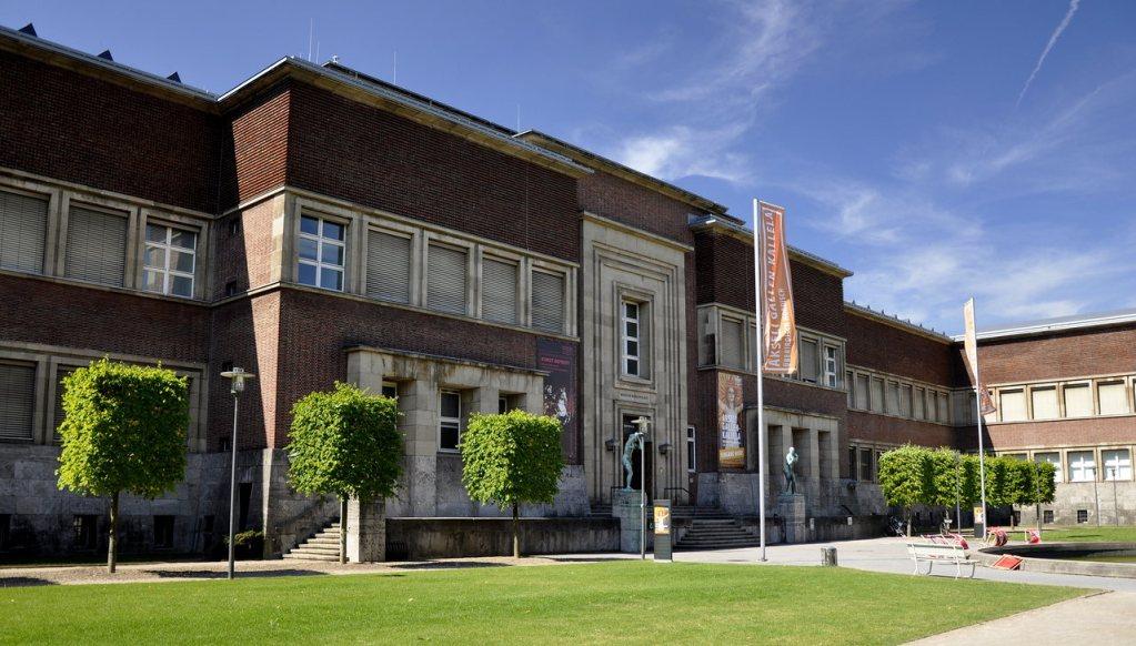 Museu Kunstpalast em Dusseldorf
