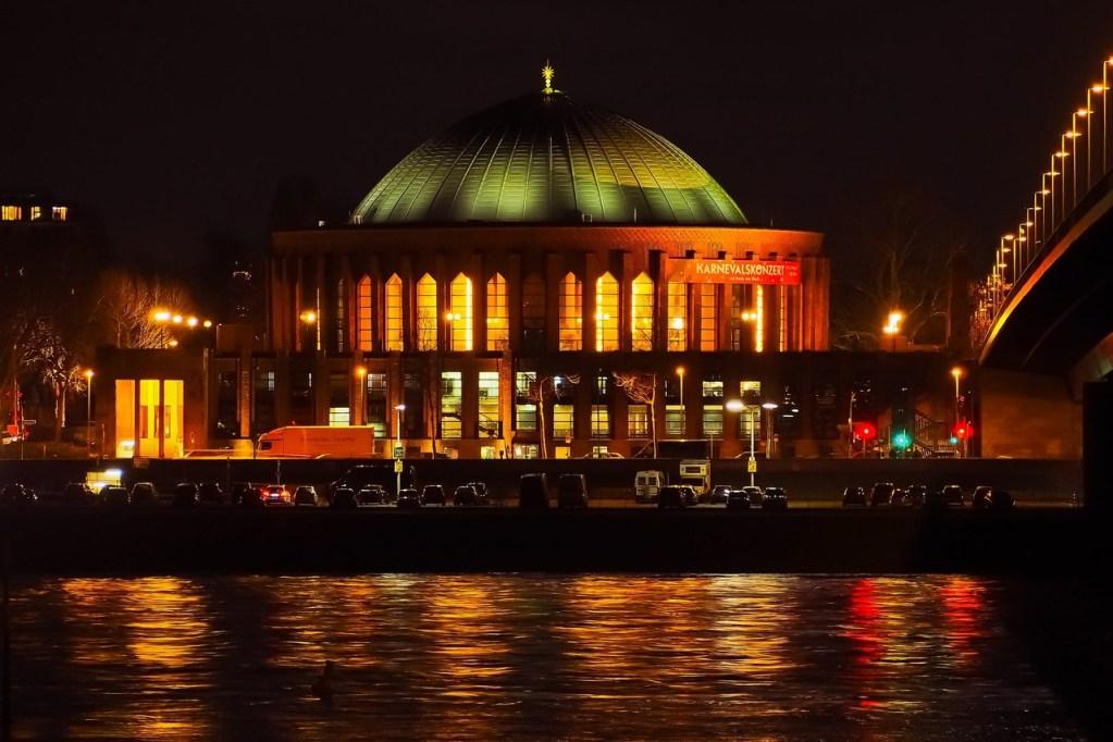 Tonhalle Dusseldorf na Alemanha