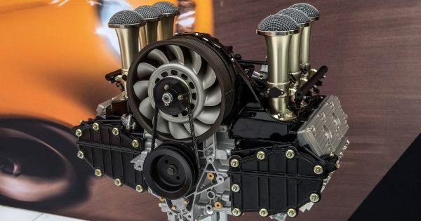 Ed Pink Racing Engines Singer Vehicle Porsche 911 4