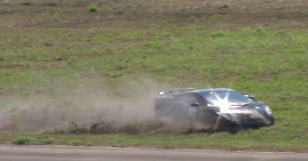 2000 HP Lamborghini Gallardo Crashed At 200 MPH 2