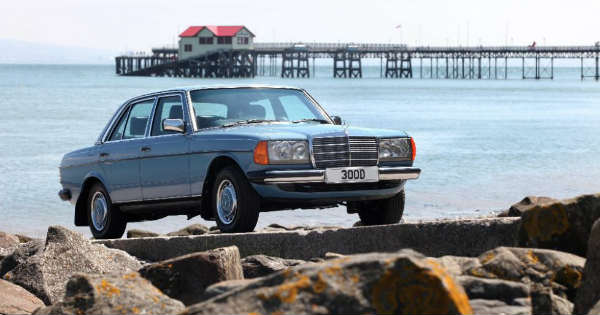 Mercedes Benz W123 best model all time history 8