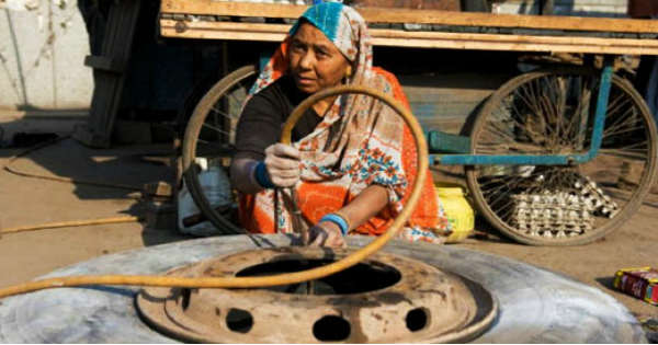 The First Indian Lady Mechanic Broke All Of The Stereotypes 1