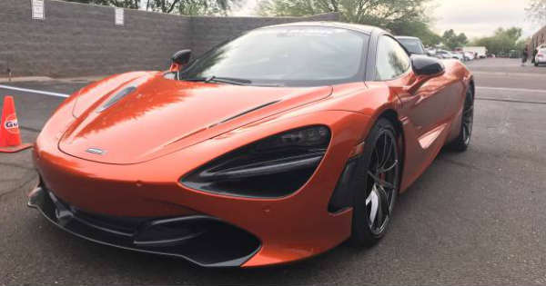 You Can Buy This 2018 McLaren 720S With Bitcoins 22