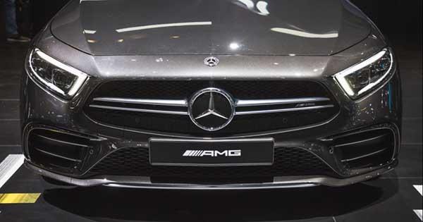 2019 Mercedes CLS53 Debuts At The Detroit Auto Show 4