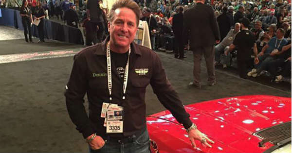 6 Mustangs Owned By Dennis Collins Broke World Record at 2017 Barrett-Jackson 1