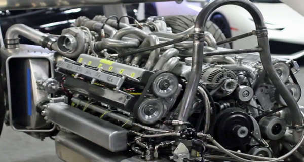600HP VW Golf MK2 TFSI-R 20 TFSI Engine Swap Hillclimb Monster 111