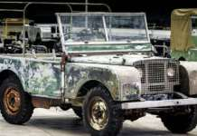 After 63 Years This Original Land Rover Will Live Yet Once Again 1