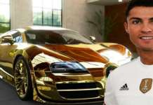 Cristiano Ronaldo His Brand New Car Collection Worth 18M 1