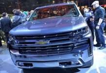 Take A Good Look At The 2019 Chevrolet Silverado 1