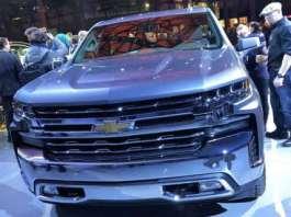 Take A Good Look At The 2019 Chevrolet Silverado 1