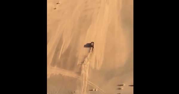 sand dunes fun off road suv 2