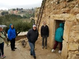 Entering a typical Nazareth house