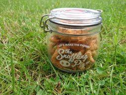 snaffling pig jar