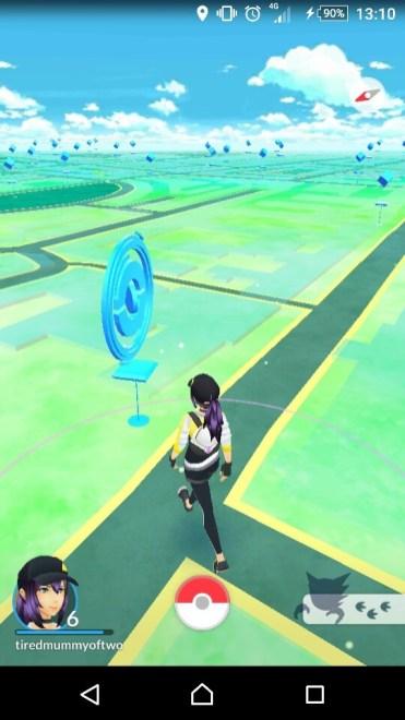 Pokemon go pokespot