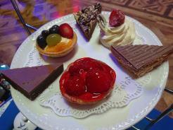 Blackpool ballroom desserts