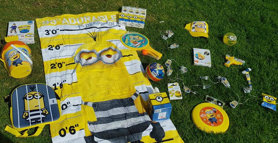 Minion Madness this Summer with Despicable Me 3