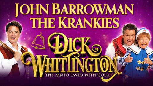 Win a family ticket to see Dick Whittington Manchester