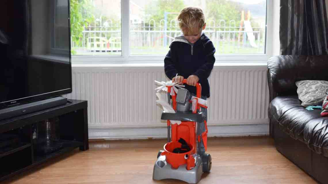 Vacuum Cleaners for Kids – What a Great Idea