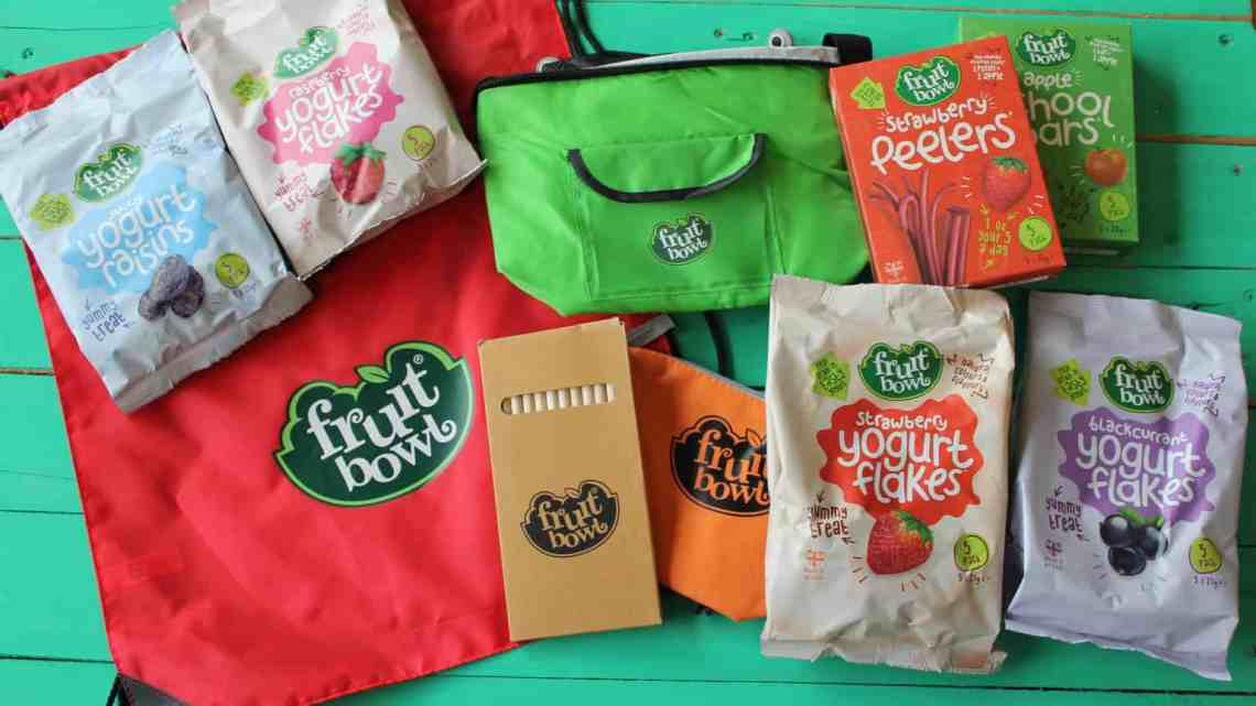Happy Blogoversary – Fruit Bowl Bundle