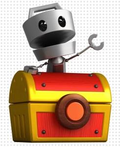 Chibi-Robo Zip Lash artwork