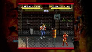 Sega Vintage Collection - Streets Of Rage