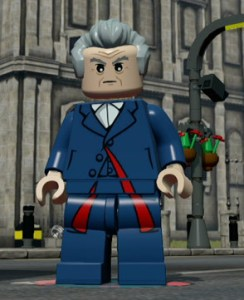 Lego Dimensions Doctor Who Level Pack - Twelfth Doctor