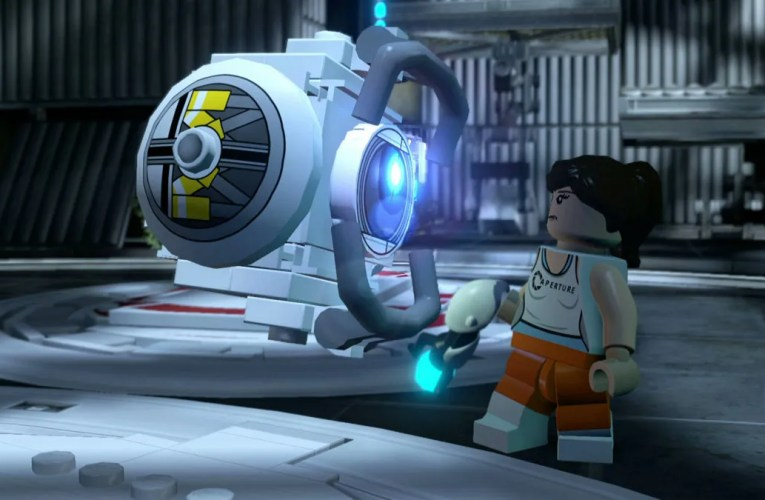 Lego Dimensions – Portal 2 Level Pack review