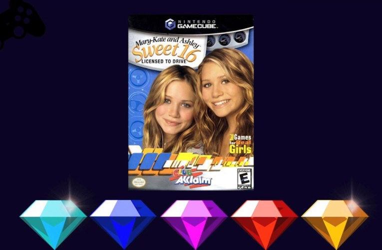 Gemhunter #5 – Mary-Kate & Ashley: Sweet 16 – Licensed To Drive