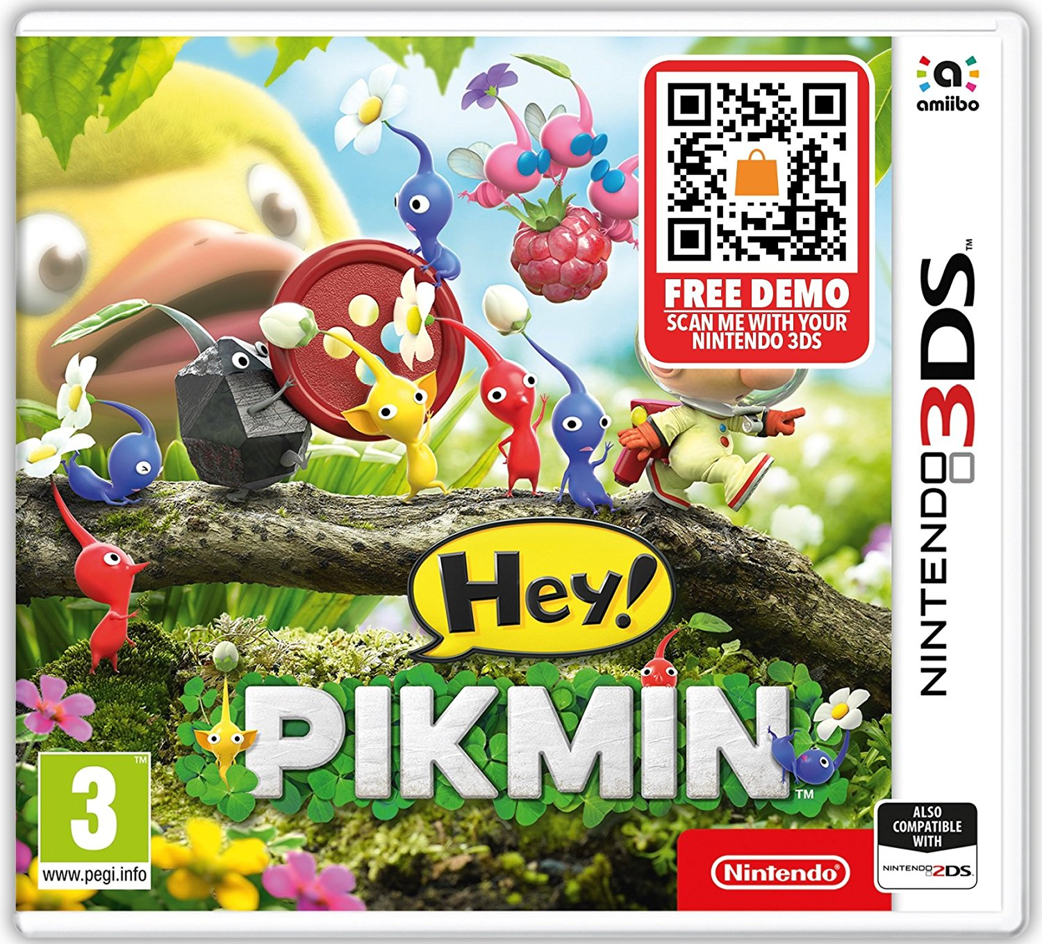 Hey Pikmin Review Tired Old Hack