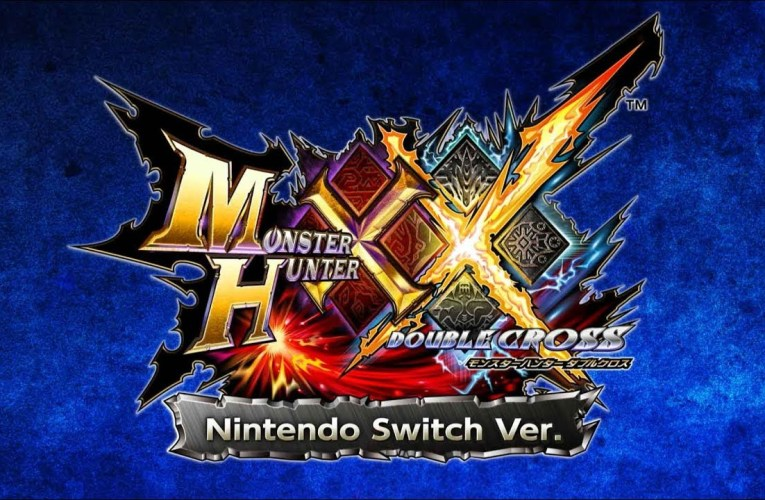 Monster Hunter XX Switch demo hands-on video