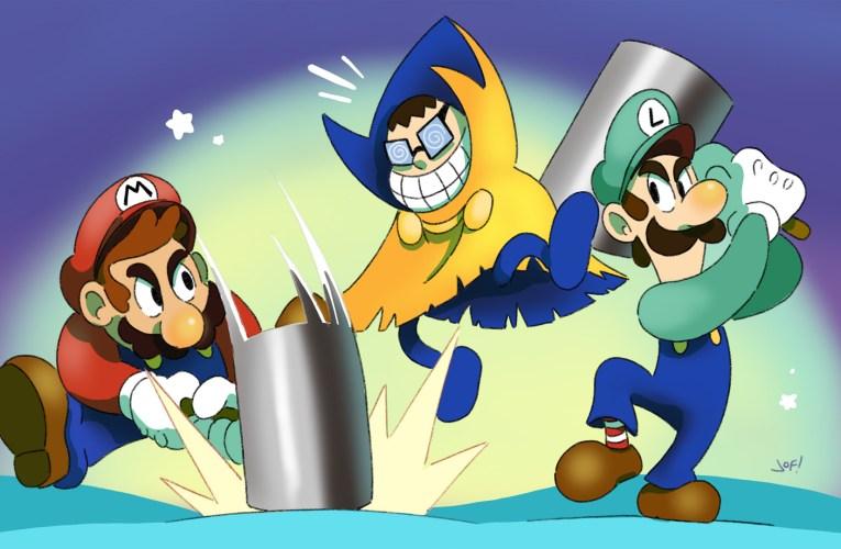Mario & Luigi: Superstar Saga + Bowser's Minions (3DS) review